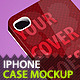 Phone Case Cover Mockup pack Vol-1 - GraphicRiver Item for Sale