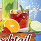 LE COCKTAIL - GraphicRiver Item for Sale