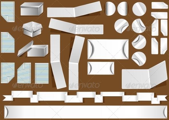GraphicRiver Promotional Elements 5261893