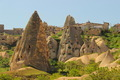 Ancient caves in  Goreme, Cappadocia - PhotoDune Item for Sale