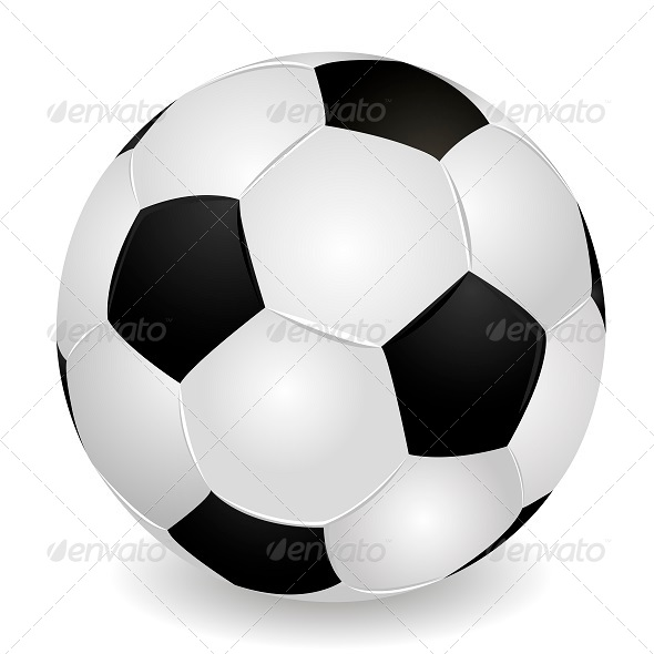 GraphicRiver Soccer Ball 5262578