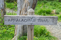 Appalachian Trail Sign - PhotoDune Item for Sale