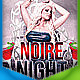 Noire Night Flyer - GraphicRiver Item for Sale