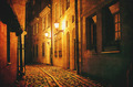 Retro styled photo of old town Riga - PhotoDune Item for Sale