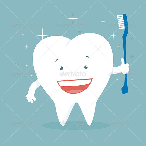 GraphicRiver Healthy Tooth 5269692