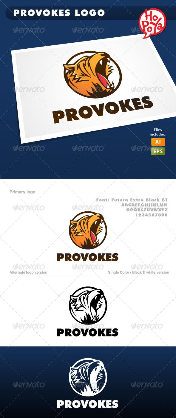 GraphicRiver Provokes Logo 5270540