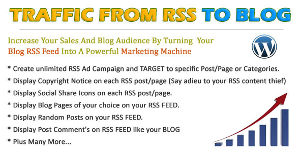 Traffic From RSS to BLOG  - CodeCanyon Item for Sale