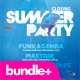 Summer Flyer Bundle Vol 1 - GraphicRiver Item for Sale