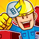 Repair Man Mascot  - GraphicRiver Item for Sale