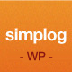 Simplog - Responsive Blog/Magazine Theme - ThemeForest Item for Sale