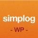Simplog - Responsive Blog/Magazine Theme - ThemeForest Item for Sale