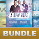 Church Marketing Flyer Bundle Vol 039 - GraphicRiver Item for Sale