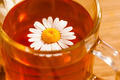 cup of herbal tea with chamomile flowers - PhotoDune Item for Sale