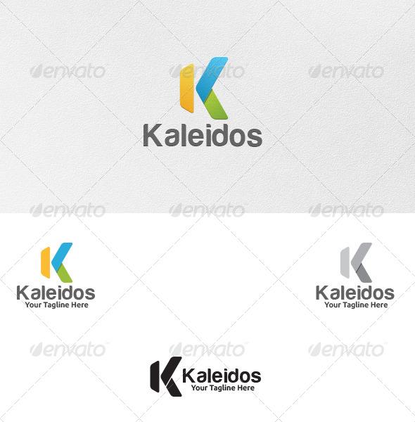 GraphicRiver Letter K Logo Template 5276981
