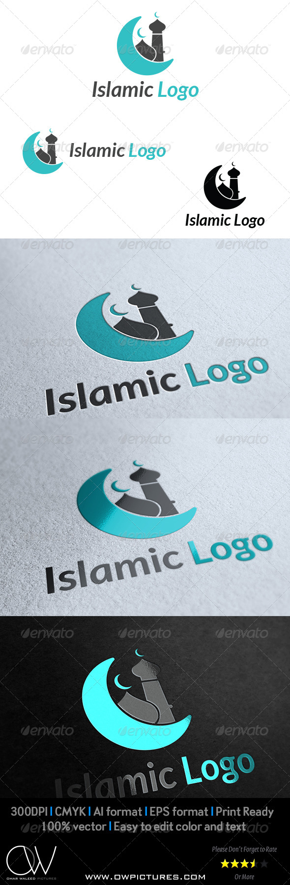 GraphicRiver Islamic Logo 5279929