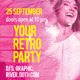 Retro Party Flyer - GraphicRiver Item for Sale