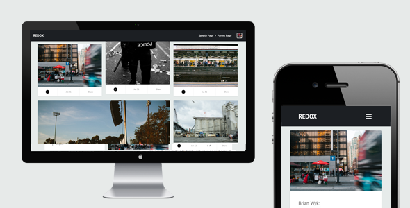 ThemeForest Redox WordPress Theme 5262718