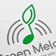 Green Melody Logo - GraphicRiver Item for Sale