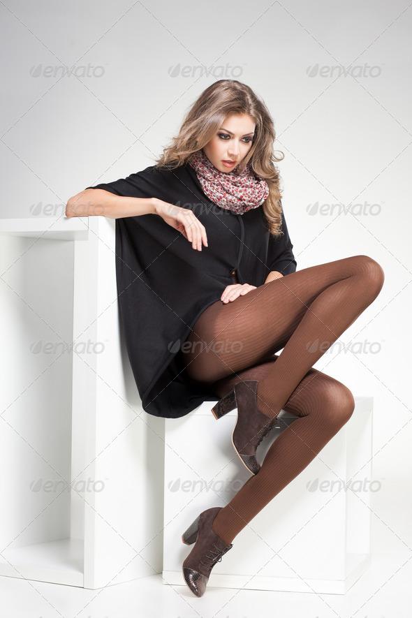 сексуально одетые девушки на фото
