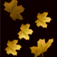 Flying Leaves(LOOP 60 FPS) - VideoHive Item for Sale