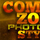 Combat Zone Styles - GraphicRiver Item for Sale
