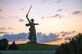 'The Motherland calls!' monument in Volgograd, Russia - PhotoDune Item for Sale