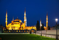 Sultan Ahmed Mosque (Blue Mosque) in Istanbul - PhotoDune Item for Sale