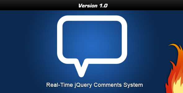 CodeCanyon Real-Time jQuery Comments System 5290161