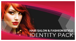 Hair Salon & Fashion Identity Pack