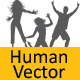 Ultimate Human Vectors Shape - GraphicRiver Item for Sale