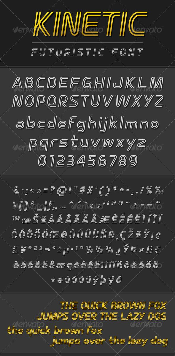 GraphicRiver Kinetic 5291720