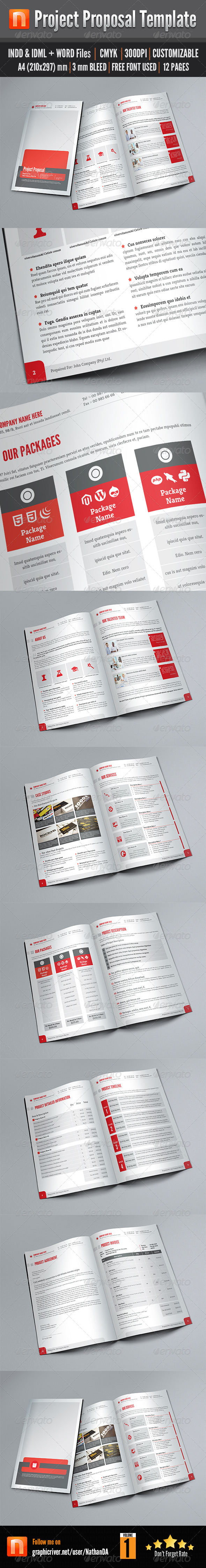 GraphicRiver Project Proposal Template V1 5292032