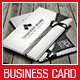 Zipped Business Card - GraphicRiver Item for Sale