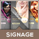 Beauty Salon & Spa - Roll-Up Banner Template - GraphicRiver Item for Sale