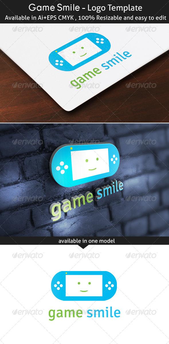 GraphicRiver Game Smile 5277855