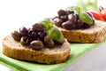 Bruschetta with olives - PhotoDune Item for Sale