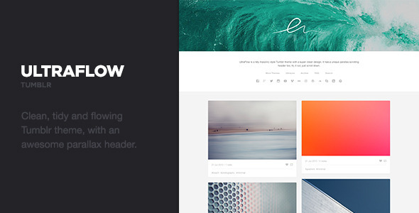 ThemeForest UltraFlow 5301141