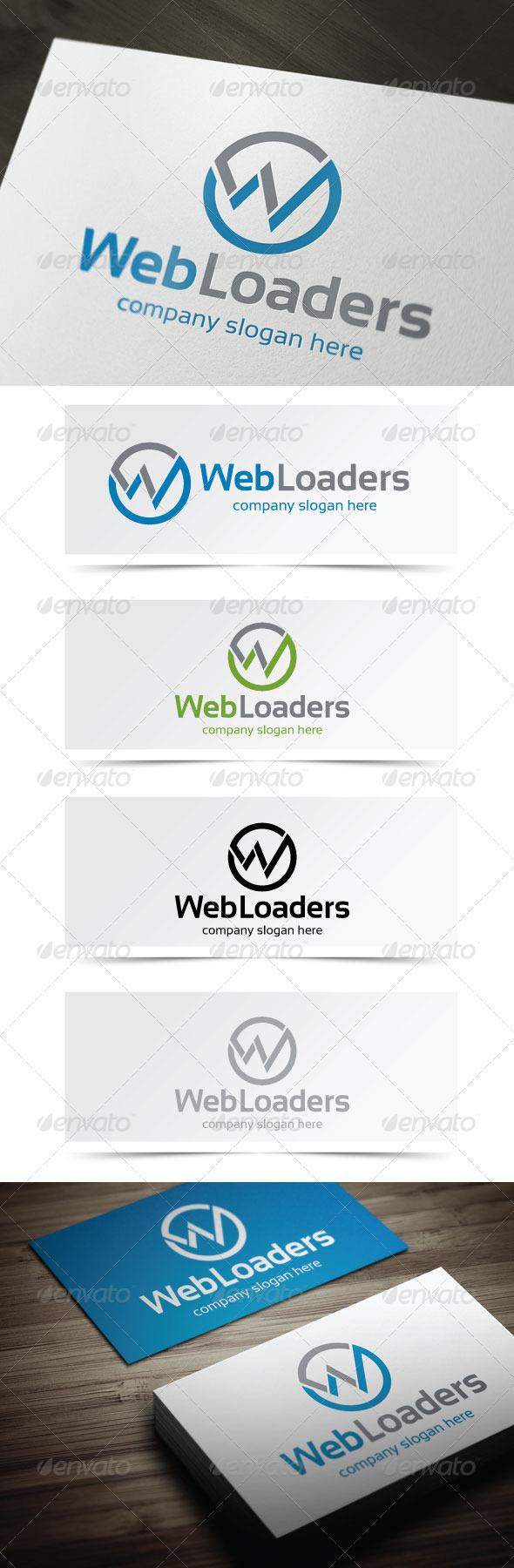 GraphicRiver Web Loaders 5302965