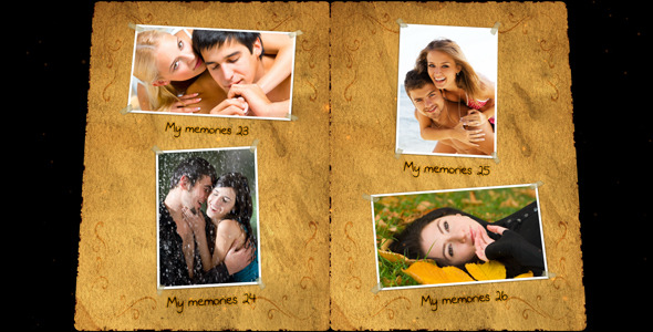 VideoHive After Effects Project - Photobook 530943