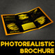 Photorealistic Brochure Mock-up - GraphicRiver Item for Sale
