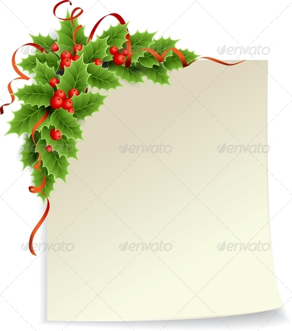 GraphicRiver Christmas Card 5310238