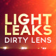 Light Leaks Dirty Lens - VideoHive Item for Sale