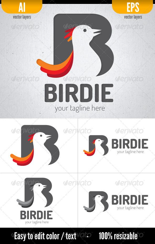 GraphicRiver Birdie 5310730