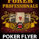 Poker Magazine Ads or flyers 3 - GraphicRiver Item for Sale