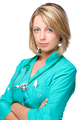 Portrait of a woman wearing doctor uniform - PhotoDune Item for Sale