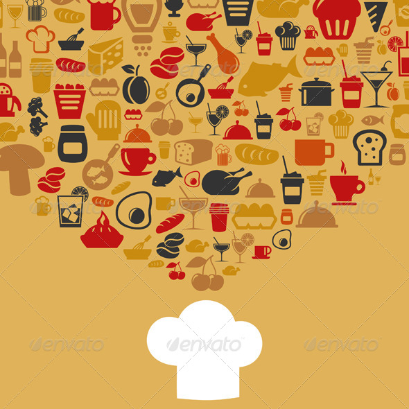 GraphicRiver Cap of the Cook 5312684