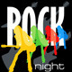 Rock Night Poster Template - GraphicRiver Item for Sale