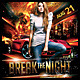 Break The Night Poster/Flyer - GraphicRiver Item for Sale