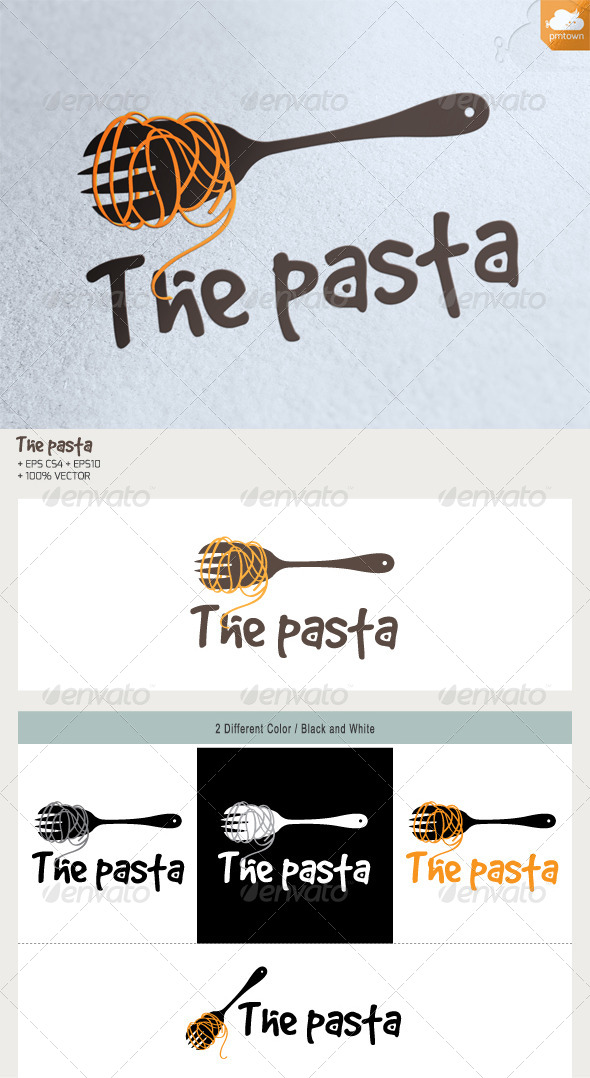 GraphicRiver The Pasta 5316263