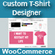 WooCommerce Custom T-Shirt Designer - CodeCanyon Item for Sale